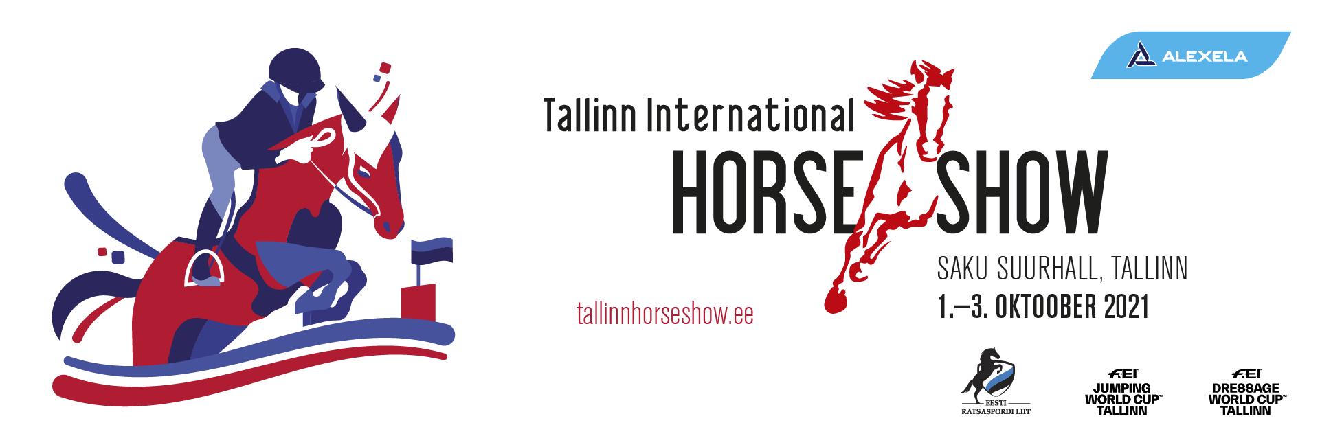 Tallinn International Horse Show 2021